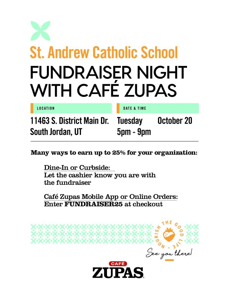 St. Andrews Fundraiser Night